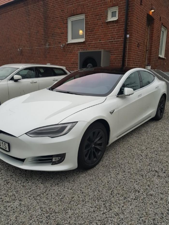 Tesla Model S100D -19, då var det den äntligen här!