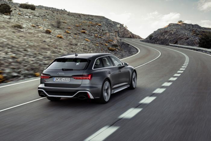 Nya Audi RS6