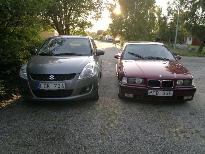 Svällande bilar