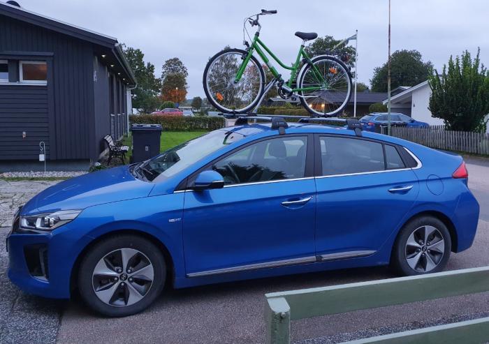 Hyundai IONIQ Electric eller VW e-Golf – det är frågan
