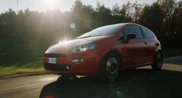 Fiat Punto, bilen som inte ville bli uthyrd.