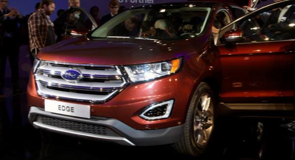 Ford Edge är ett helt nytt suv-alternativ på den europeiska marknaden.