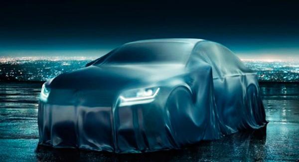 Volkswagen Passat kommer att visas på bilsalongen i Paris i oktober.
