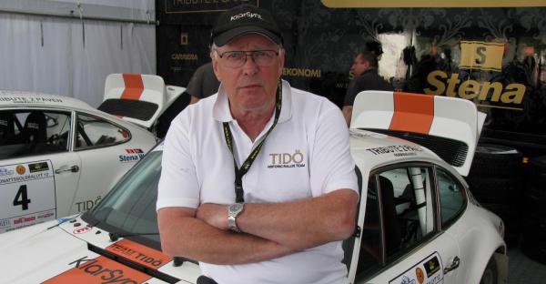 Rallylegenden Björn Waldegård har gått ur tiden.