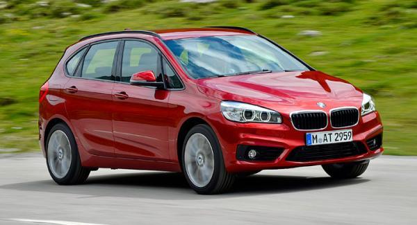 Med teknik hämtad från koncernkusinen Mini vill BMW att 2-serie Active Tourer ska ta platsen som det körgladaste alternativet i flexbilsklassen.