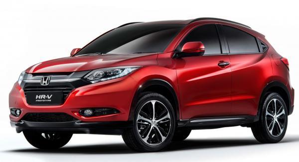 Honda återuppväcker crossoverpionjären HR-V inför nästa sommar.