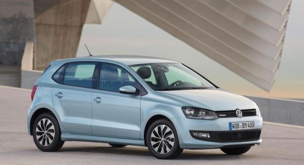 Volkswagen Polo 1,0 TSI blir första bensinbilen som får Bluemotion-teknologi.