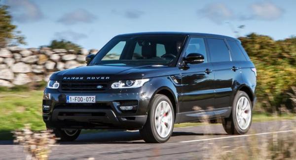 Range Rover kommer nu med en farthållare för offroadkörning.