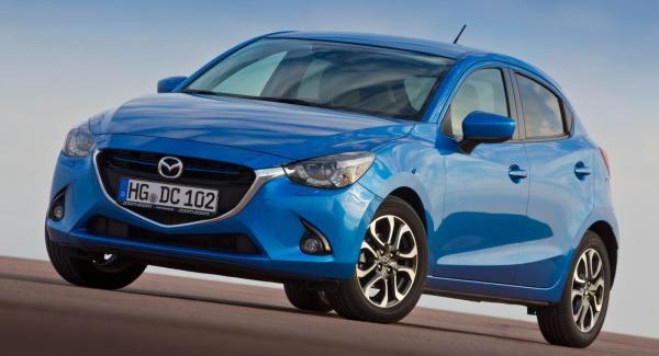 Nya Mazda2 är rymligare med nya framstolar för att passa både långa och korta.