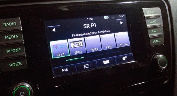 2022 blir FM-radion i bilen värdelös.
