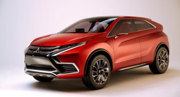 Mitsubishi Concept XR-PHEV kommer till Géneve.