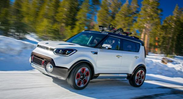 Kia har precis visat ett fyrhjulsdrivet hybridkoncept och snart avtäcks vad som kan vara nästa Optima.