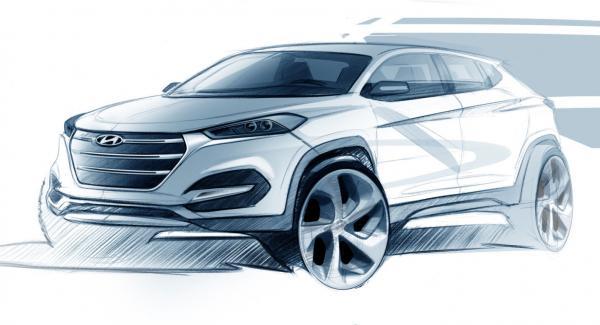 Hyundai lämnar det alfanumeriska namnet ix35 och återgår till Tuscon.