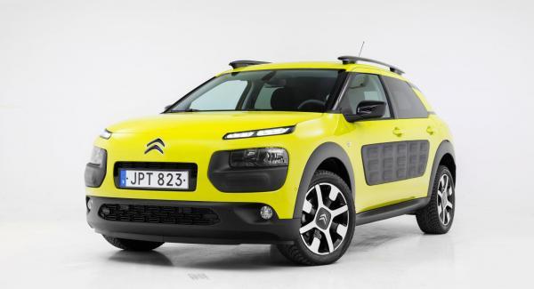 Citroën C4 Cactus ingår i Vi Bilägares långteststall sedan årsskiftet.