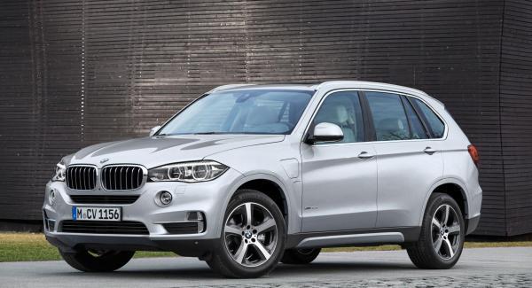 BMW X5 xDrive40e inte kommer att klassas som en supermiljöbil i Sverige.