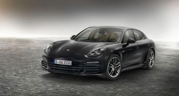 Porsche Panamera finns nu med instegsmotorer och extra utrustning i nya Edition-utförandet.