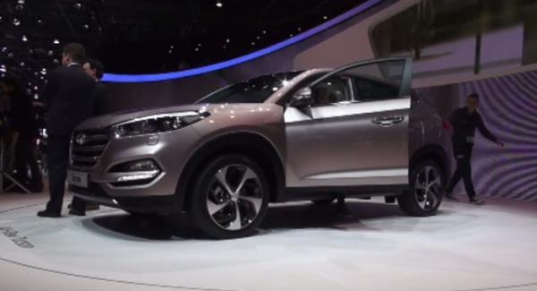 Nya Hyundai Tucson börjar säljas i september.
