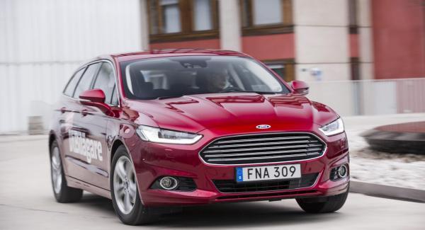 Halvbra – så kan man sammanfatta rostskyddet på nya Ford Mondeo.