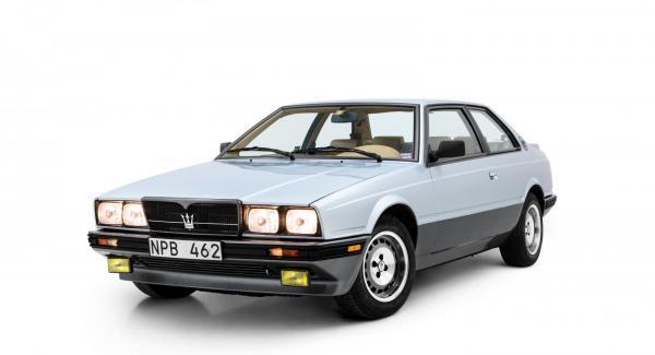 Maserati Biturbo var en dyrgrip när den kom 1981, nu kan den hittas till fyndpris.