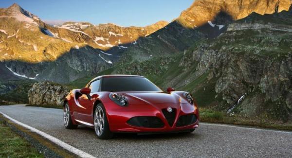 Alfa ska tillverka sin nya motorfamilj i italienska Termoli.