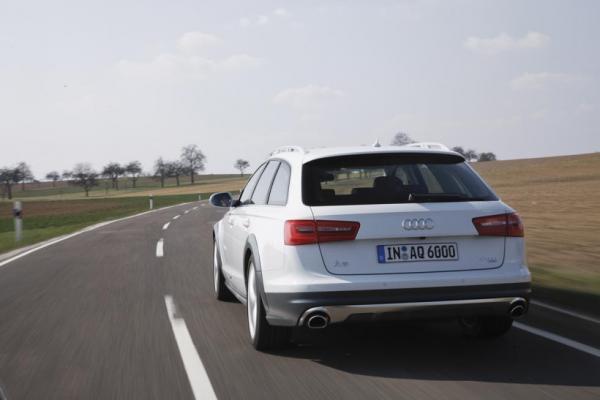 Bråka om bromsen i Audi A6?