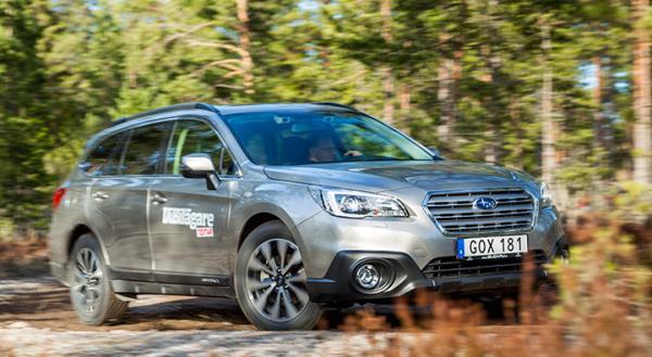 Subaru Outback 2015.