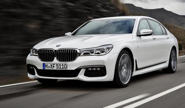 BMW 7-serie 750i 2015.