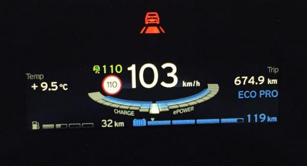Extra räckvidd i BMW i3.
