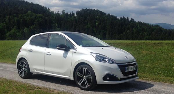 Nya Peugeot känns som en allrounder.