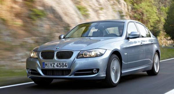 Normalt vinglig BMW 3-serie?