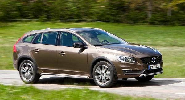 V60 Cross Country, snart en vanlig syn?
