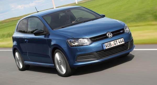 Bromsarna hugger på VW Polo.