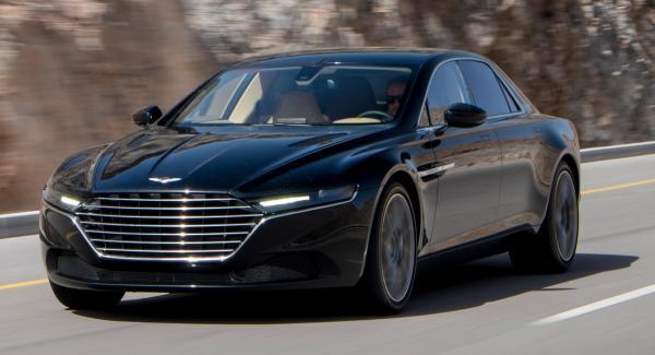 Aston Martin Lagonda. Bild: 1/10.
