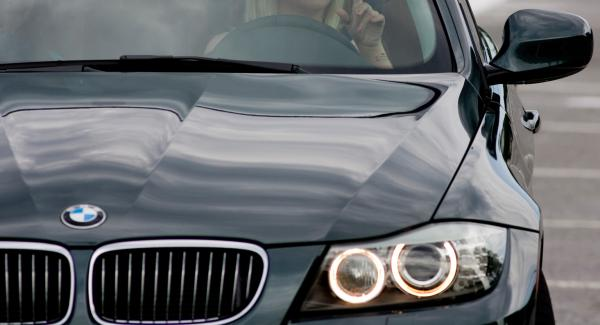 Vad gäller för positionsljusen på importerad BMW?