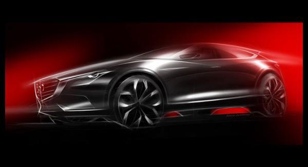Mazda Koeru concept.