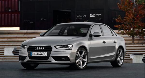 Frågeställarens Audi A4 ska övervintra i Frankrike.