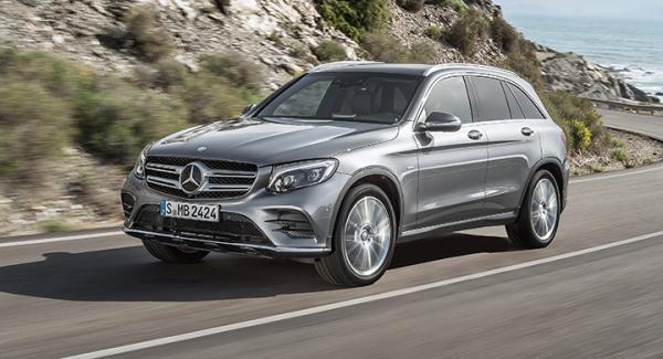 "Mercedes GLC blir ""Made in Finland""."