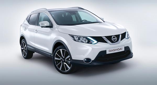 Funktionen som ska registrera hastighetsgränser fungerar inte optimalt på frågeställarens Nissan Qashqai.