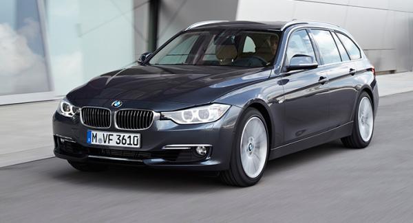 """När frågeställaren bytte ut originaldäcken på sin BMW 320d Touring från 2013 började den """"vandra""""."""