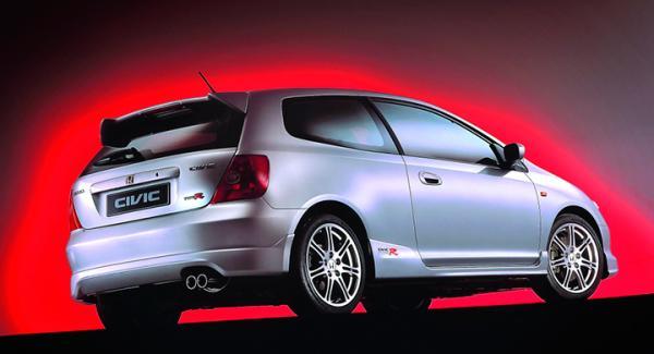 Frågeställaren funderar på att själv rostskydda sin Honda Civic Type R.
