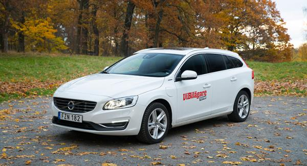 Volvo V60 D5 Twin Engine.