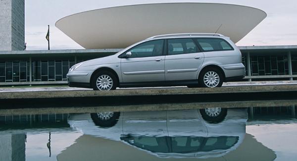 Frågeställaren har en Citroën C5 som under körning slutar att fungera.