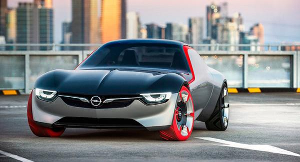 Opel GT Concept.