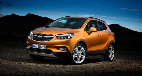 Opel Mokka X 2016.