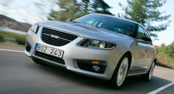 Saab 9-5 från 2010 har felaktiga krockkuddar och måste åtgärdas.