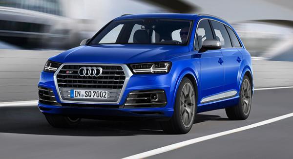 Audi SQ7.