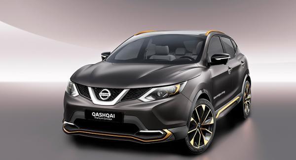 Nissan visade ett premiumkoncept på suven Qashqai i Genève och berättar om sina självkörande Europaplaner.