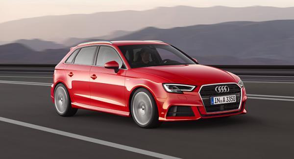 Nya Audi A3 kommer till sommaren.
