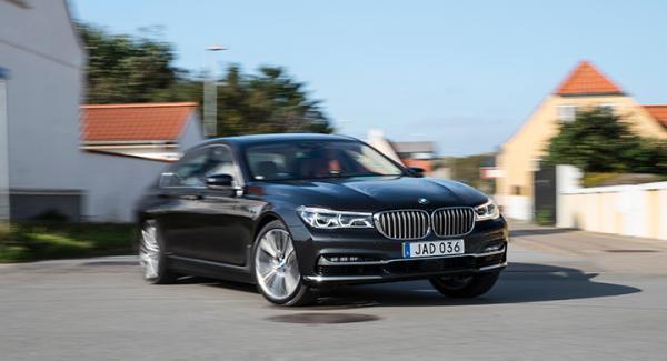 Potentiellt felaktig mekanism i krockkudden gör att BMW måste återkalla vissa fordon av 7-serien.
