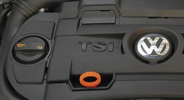Volkswagens TSI-motorer orsakar återigen problem.